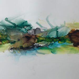 Maleri af Charlotte Tønder