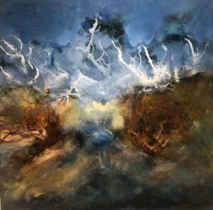 Maleri Charlotte Tønder