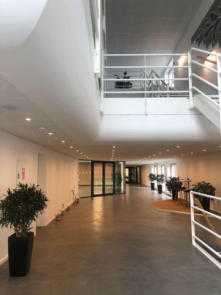 Exhibition of Gallery Charlotte Tønder