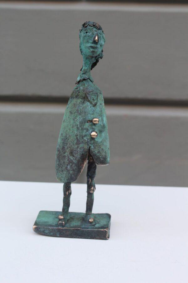 Aubergine Vert af Charlotte Tønder